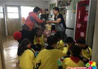 民安社区开展中秋国庆两节关怀活动