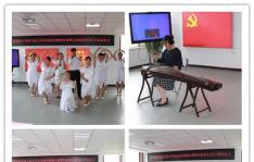 延青社区组织开展民族团结进步宣传月系列活动