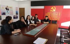 民盛社区与延吉市四中开展共建共学活动