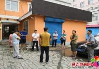 房顶漏水居民犯愁 社区积极协调解决
