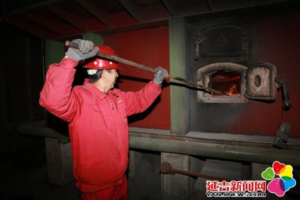 延吉市各集中供热企业陆续启炉供热