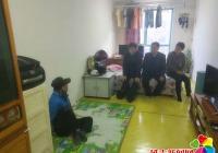 暖心行动--地震局在职党员进延虹社区慰问困难群众