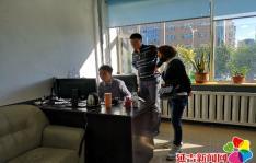 """民旺社区积极推进""""一标三实""""信息采集收尾工作"""