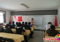 民旺社区开展防火期消防安全宣传活动