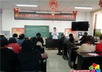 民盛社区开展结核病防治健康讲座活动