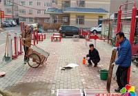 新兴街道爱心椅进社区 助力创城暖民心
