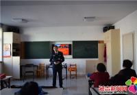 园校社区开展老年人消防 安全知识讲座