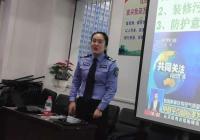 """白丰社区开展""""和谐我生活,健康中国人""""知识讲座"""
