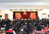 """建工街道联合延边航空乘务学校开展""""向宪法宣誓""""活动"""