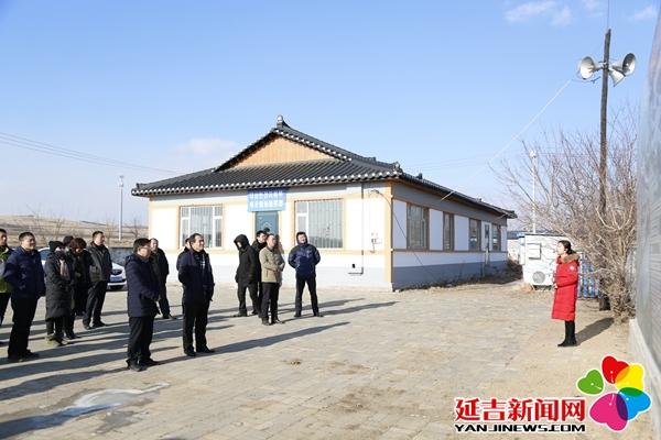州人大延吉代表团对延吉市进行视察