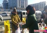民旺社区展开除夕 节前食品宁静宣传运动