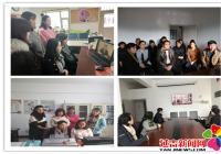 公园街道组织辖内社区观看 庆改革开放40周年大会