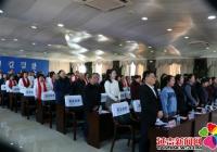 丹岭社区召开表彰大会 暨纪念毛泽东诞辰125周年文艺演出