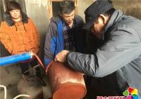 丹吉社区携手供水设备厂解决居民用水难问题