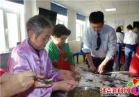 丹英社区开展喜迎春节共建活动