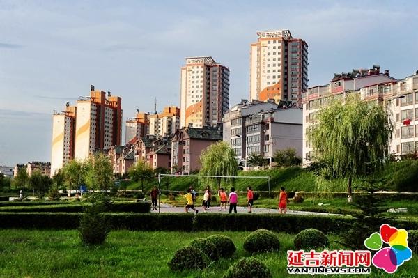 2019年延吉绿化再升级 打造绿色城市家园
