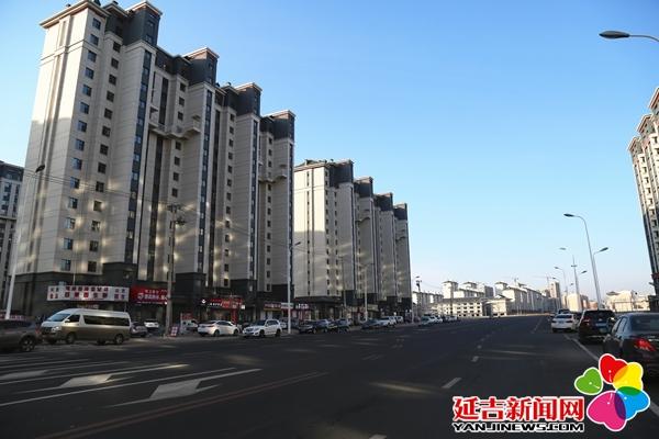 2019年延吉计划建设8条街路 完成100条小街小巷改造