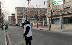 【新时代文明实践】白桦社区开展爱心汤圆送环卫活动