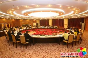 省扶贫开发成效考评组评估检查延吉市扶贫工作