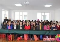 """南阳社区开展喜迎""""三.八""""暨扮靓丽人节活动"""