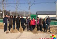 朝阳川镇开展学雷锋志愿服务活动