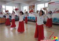 """白川社区喜迎三八节开展""""民族团结妇女联欢会"""""""