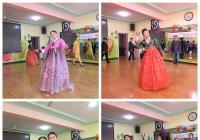 靓丽女神节 民族服装秀