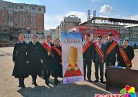 民昌社区开展3.15金融消费者权益日宣传活动
