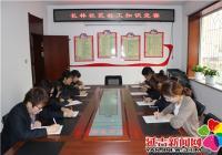 长林社区开展社工知识竞赛