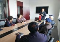 长青社区开展消防安全知识讲座及应急演练