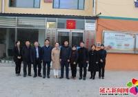 吉林省民政厅领导到民昌社区 进行调研指导工作