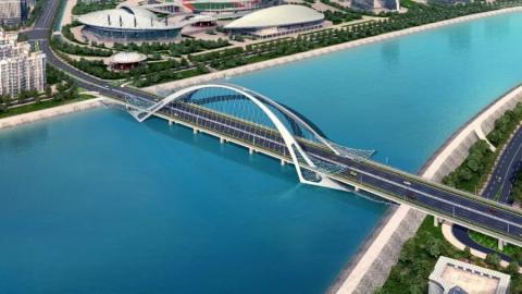 通往延吉西站的延川北街工程已复工 计划6月份通车