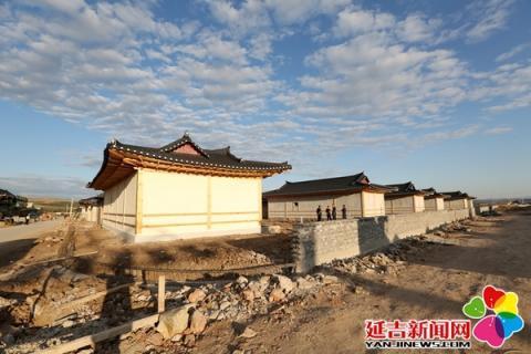 延吉今年将实施5个援建项目 投入援建资金990万元
