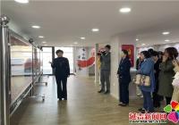 市妇联组织妇女干部到公园街道杨柳社会工作服务中心参观