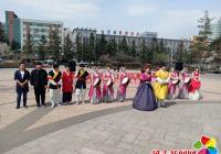 """""""扫黑除恶""""专场演出 走进建工街道延春社区"""