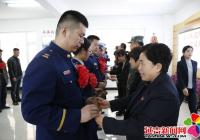 """延吉27户现役军人家庭挂上""""光荣之家""""荣誉牌"""