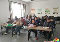长青社区开展扫黑除恶专项斗争应知应会知识主题党日学习