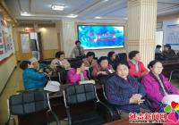 """民昌社区居家养老托起""""夕阳红""""音乐课堂"""