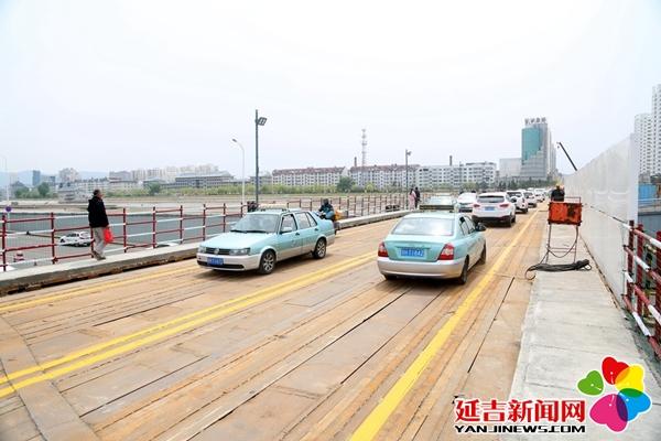 5月13日起延西桥封闭 车辆可从临时便桥通行