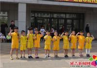 晨光社区开展庆六一趣味运动会、关爱贫困幼儿活动