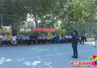 丹延社区开展六一趣味运动会