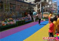 白玉社区走进孤儿院六一儿童节送温暖