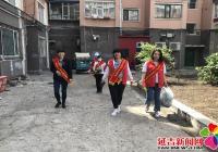 民昌社区新时代文明实践站志愿者 慰问贫困留守儿童