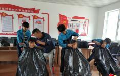 志愿在行动 三道湾镇开展新时代文明 实践志愿服务活动