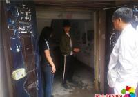 碧水社区及时协调抢修水管 确保居民正常用水