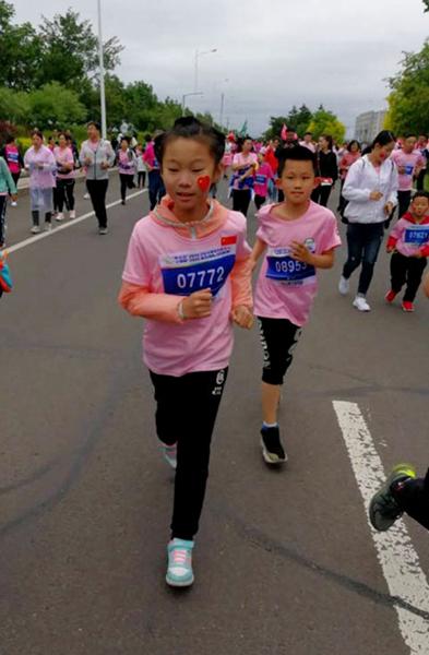 2019延吉国际马拉松赛精彩瞬间