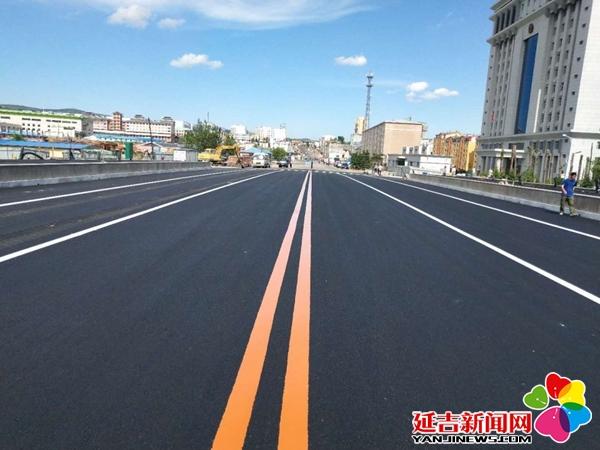 新建延吉延川桥、大兴桥通车
