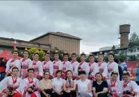 延春社区民族团结大舞台启动