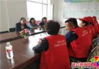 市供电局营销党支部走进园锦社区开展精准对接服务活动