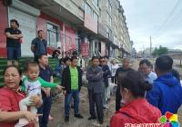 街道吹哨部门报道-新兴街道解决排污管道问题